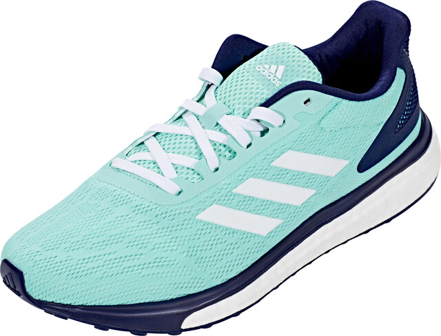 adidas Response LT Chaussures à tige basse Femme, noble inkftwr  white/energy aqua